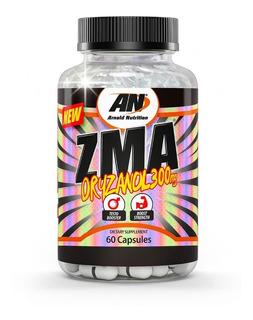 Zma Oryzanol Arnold Nutrition Suplemento Importado Original