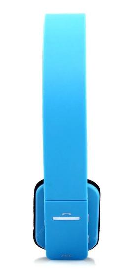 Aec Bq618 - Fones De Ouvido Bluetooth - Azul