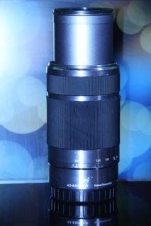 Lente Sony 55-210mm, Montura E.