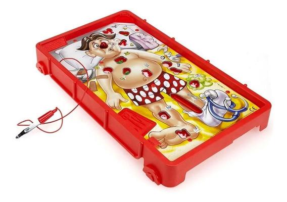 Jogo Operando Hasbro Clássico - B2176
