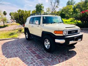 Increible Toyota Fj Cruiser Premium