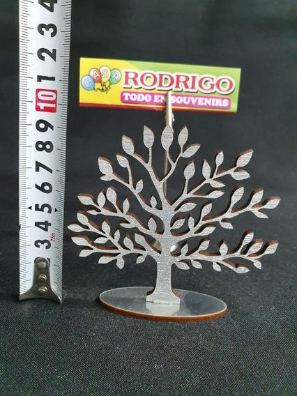 Souvenir Arbolito Con Hojas Laminadox50 U. Central De Regalo