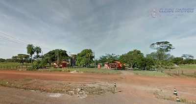 Fazenda Beira Da Pista Rodovia Br 364, Zona Rural, A 20km De Cuiabá-mt. - Fa0018