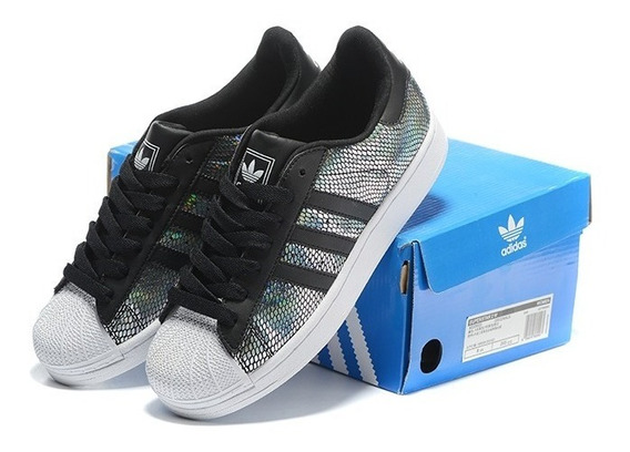 Tênis adidas Superstar Femenino Lindo Casual Shoes Original