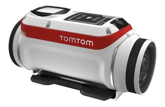 Camera Action Cam Tomtom Bandit 4k Gps