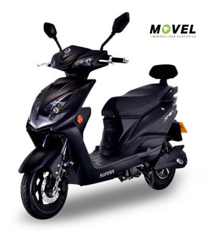 Scooter Sunra T-9 5000 W 72v Litio Movel 90km/h Movel