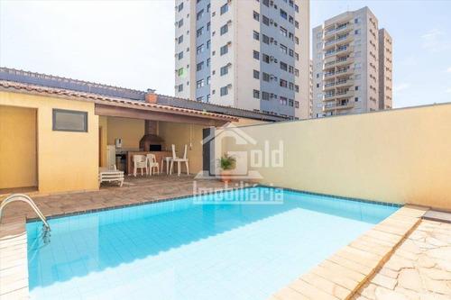 Apartamento Com 2 Dormitórios À Venda, 61 M² Por R$ 180.000,00 - Presidente Médici - Ribeirão Preto/sp - Ap3976