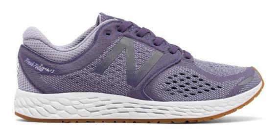 New Balance Zapatilla Running Mujer Wzanthl3 Purpura