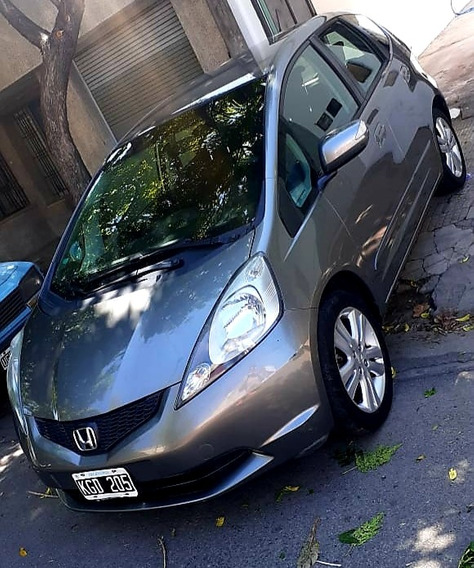 Honda Fit 1.5 Ex Mt 120cv 2011