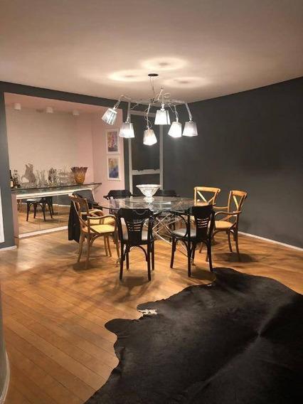 Apartamento Com 4 Dormitórios À Venda, 296 M² Por R$ 1.800.000 - Jardim - Santo André/sp - Ap10176