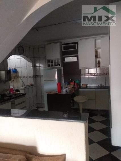 Casa Sobrado Em Taboão - Diadema - 2921