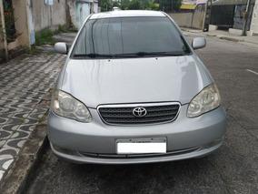 Toyota Corolla Xei 1.8/1.8 Flex 16v Aut. 2006/2007 Completo