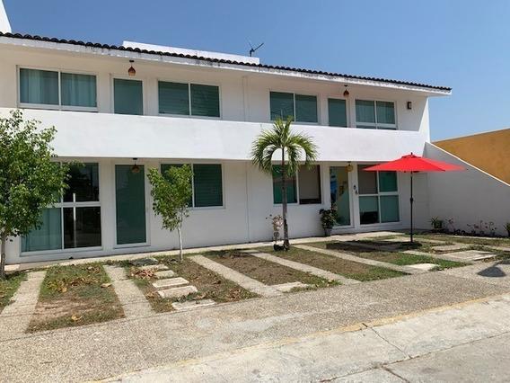 Departamento 87-b Planta Baja, Fracc. Granjas Del Marquez, Olinalá Princesa