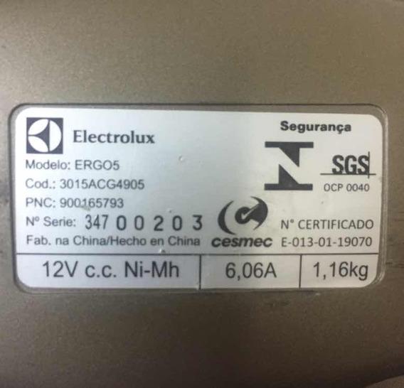 Bateria Para Aspirador Ergo Ergorapido Eletrolux Modelo 1ao6