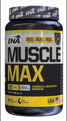 Muscle Max Ena