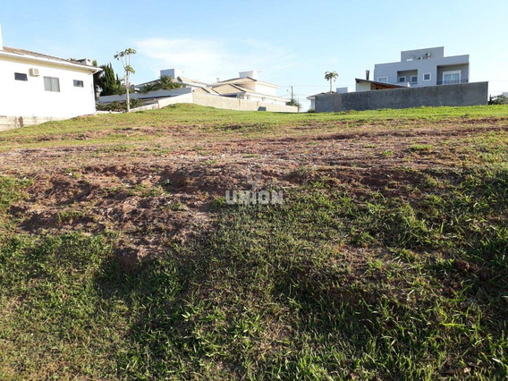 Terreno À Venda Em Condomínio Terras De Vinhedo - Te003243