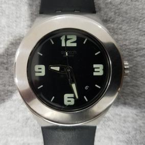 Relógio Swatch Black Sceptre Yns400