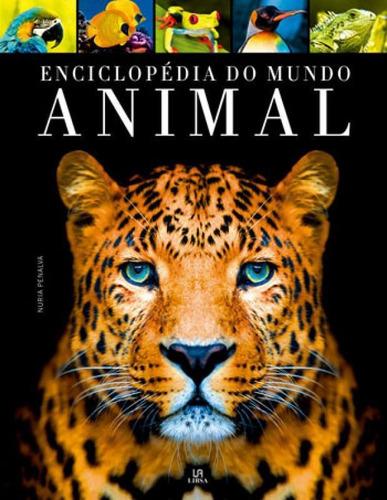Imagem 1 de 1 de Enciclopedia Do Mundo Animal