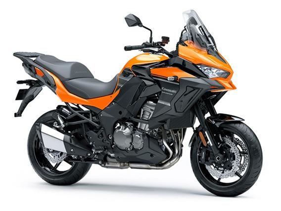Kawasaki Versys 1000 - Lançamento - V-strom 1000 - Rebeca