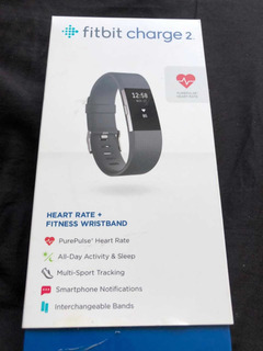 Relógio Fitness Fitbit Charge 2