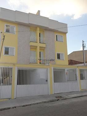 Apartamento Com 2 Dormitórios À Venda, 52 M² Por R$ 250.000 - Vila Camilópolis - Santo André/sp - Ap0323
