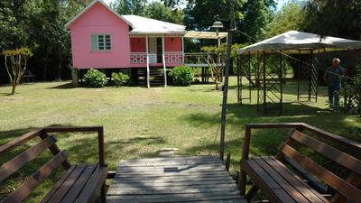 Delta Del Tigre Arroyo Toro Casa 14 Hectareas 250m De Frente
