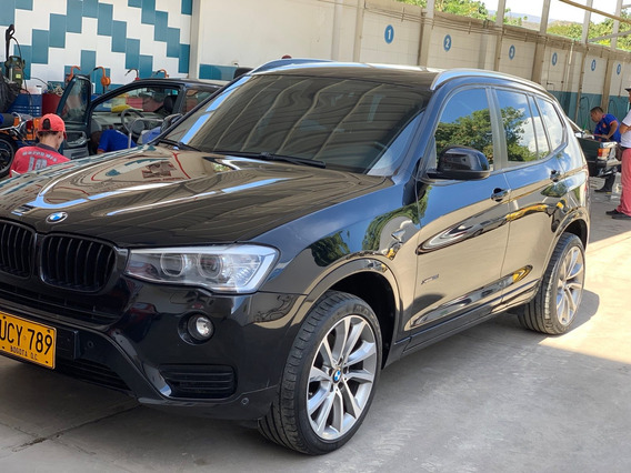 Bmw X3 28i Biturbo 245hp 0-100 6 Seg 2015