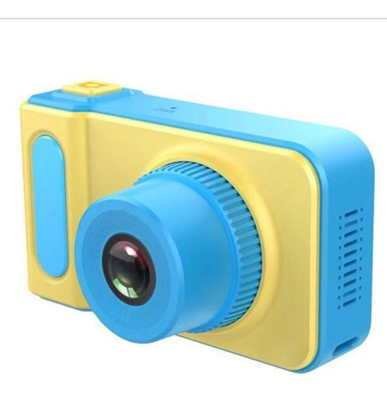 Mini Câmera Filmadora Digital Portátil 2 Polegada Infantil