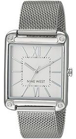 Nine West   Reloj Mujer   Nw/2091svsb   Original
