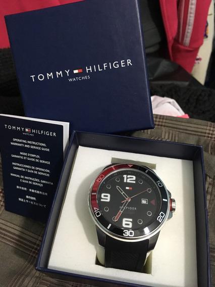 Relógio Tommy Hilfinger Original Modelo 1791153