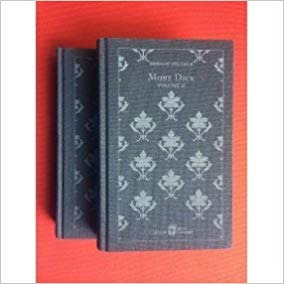 Moby Dick - 2 Volumes - Clássicos Abril Herman Melville (t