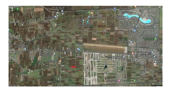 Terreno Metepec A Un Costado De Fracc. Condado Del Valle