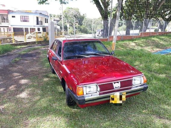Subaru 1981 Trasmicion Tracera