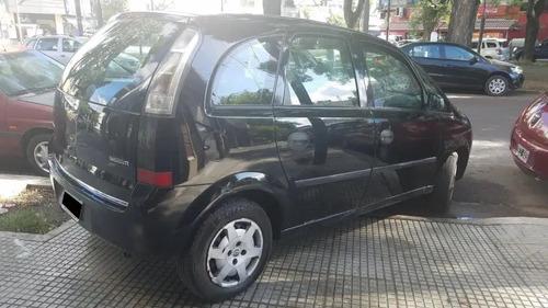 Chevrolet Meriva 2012 --$ 400.000 De Anticipo Y Cuotas --