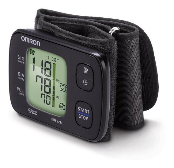 Monitor De Pressão Arterial De Pulso Omron Automático Hem