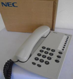 Telefono Hotelero Nec At-15 Con Lampara De Mensaje