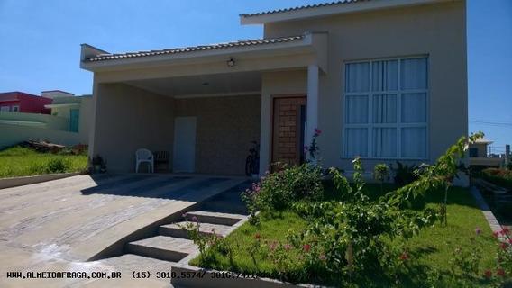 Casa Em Condomínio Para Venda Em Sorocaba, Araçoiaba Da Serra, 3 Dormitórios, 3 Suítes, 4 Banheiros, 4 Vagas - 392
