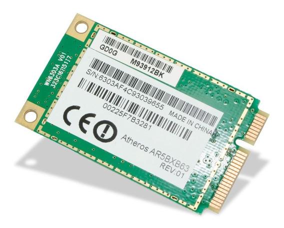Placa Wireless Para Notebook Atheros Ar5bxb63