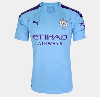 Camisa Manchester City