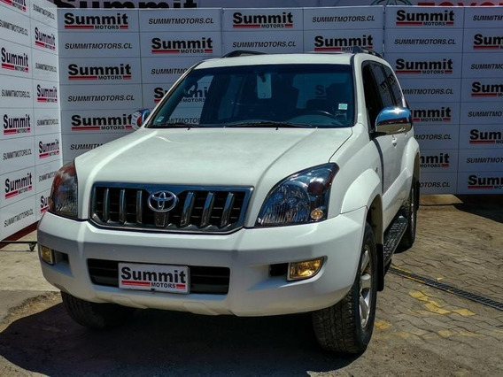 Toyota Land Cruiser Prado Limited 4.0 4x4 At 2010