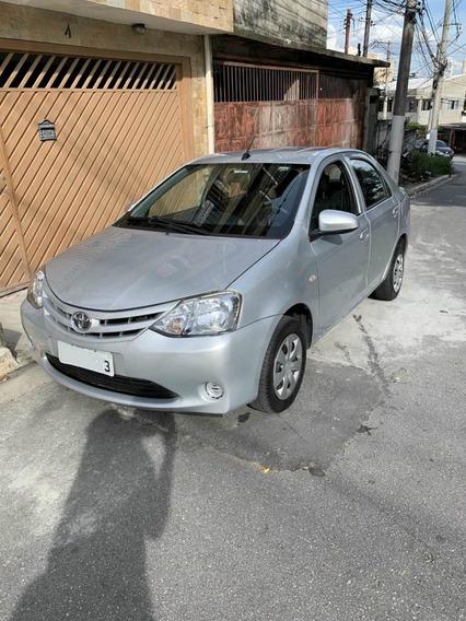 Toyota Etios 1.5 16v X Aut. 4p 2017