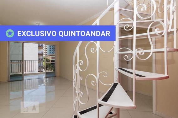Apartamento No 4º Andar Com 2 Dormitórios E 1 Garagem - Id: 892966131 - 266131