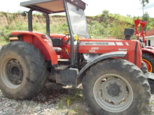 Tractor Massey Ferguson 292 2009