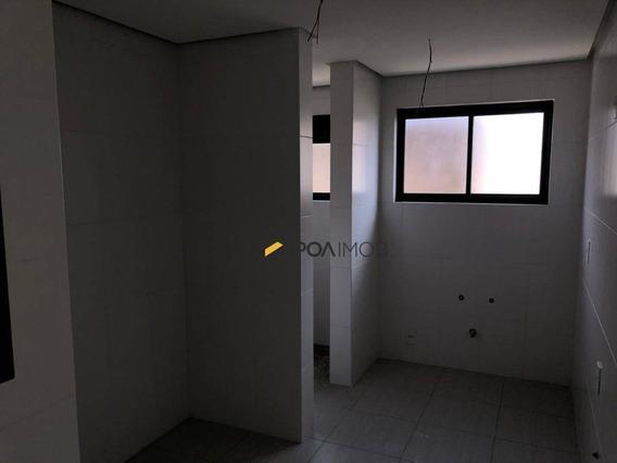 Apartamento Com 2 Dormitórios À Venda, 65 M² Por R$ 350.000,00 - Partenon - Porto Alegre/rs - Ap3381