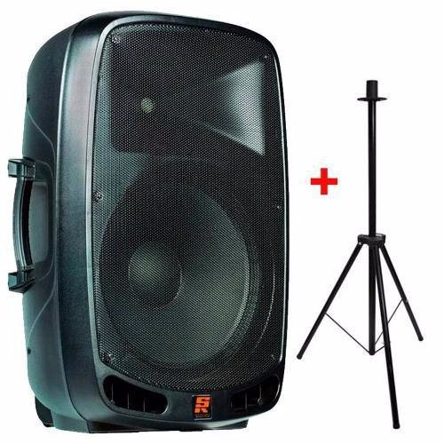 Caixa Ativa Staner 15 Ps1501usb/buetooth/sd/radio+tripe Kit