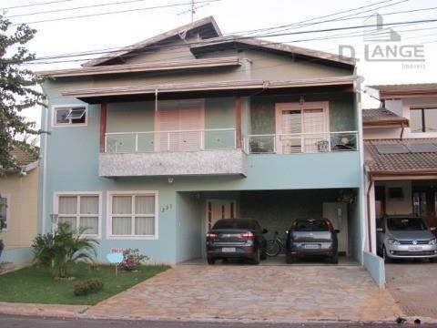 Sobrado Residencial À Venda, Condomínio Okinawa, Paulínia. - So0226