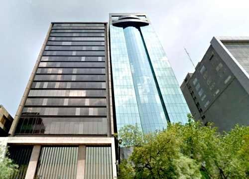 Oficinas Acondicionadas Sobre Paseo De La Reforma