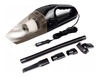 Aspiradora Manual Qkl 12v 120w Filtro Hepa + Accesorios