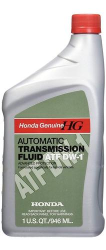 Imagen 1 de 1 de Aceite Atf Transmisión Automática Honda Original Atf Dw-1