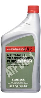Aceite Atf Transmisión Automática Honda Original Atf Dw-1